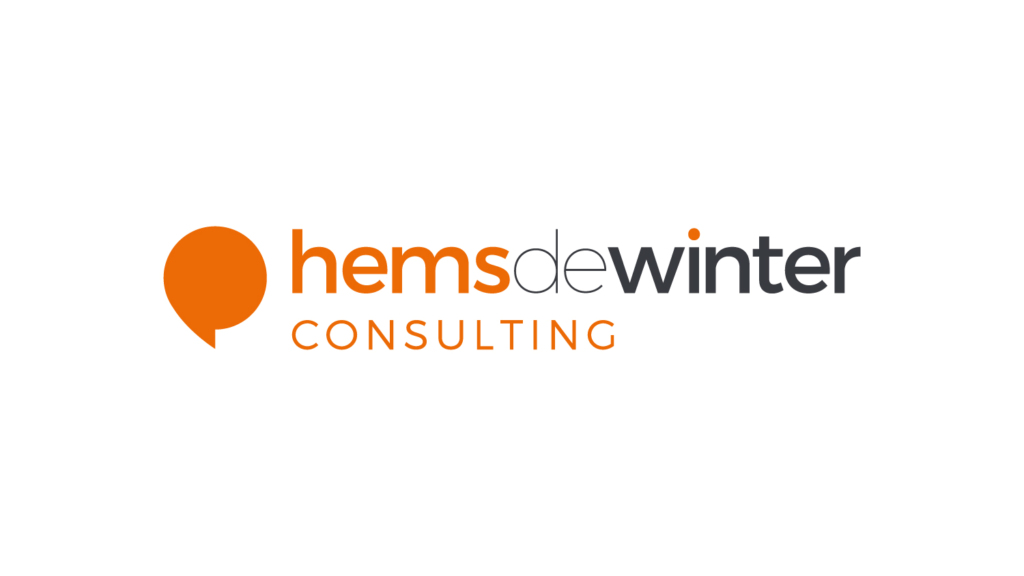 Hems de Winter, Chester, brand logo design